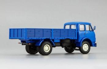 МАЗ 5335 бортовой Автоэкспорт, синий