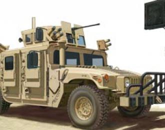 Сборная модель M114 Up-Armoured HA Tactical Vehicle