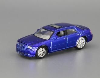CHRYSLER 300C (2007), blue met