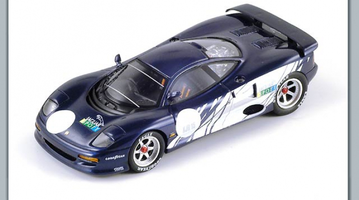 JAGUAR XJR 15 (1990), blue
