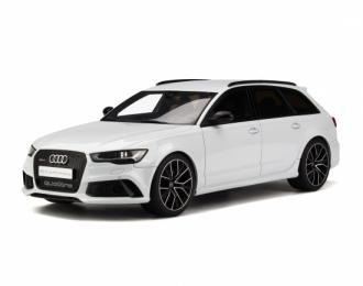Audi RS6 (C7) Avant Performance (white)