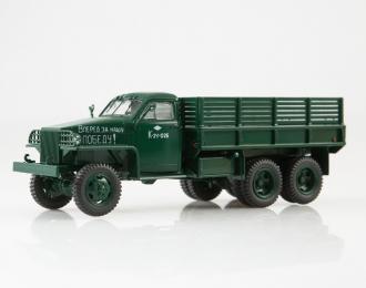 Studebaker US6 U3 бортовой, темно-зеленый