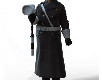 Фигура Инспектор ГАИ №6, окрашенная