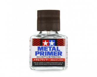Грунтовка жидкая (прозрачная) Metall Primer 40мл.