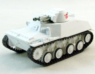 Т-40 танк, Русские танки 41