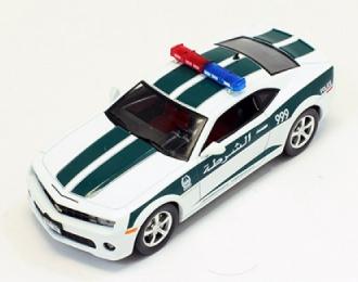 "CHEVROLET Camaro ""Dubai Police"" (2012), white"