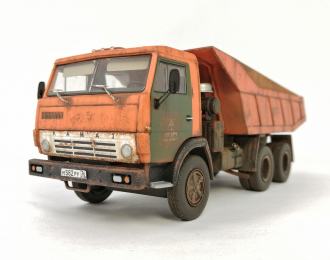 Камский грузовик 53111 самосвал