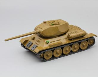 Т-34-85, коричневый