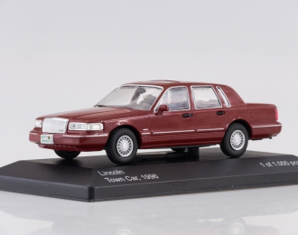 (Уценка!) LINCOLN Town Car (1996), dark red