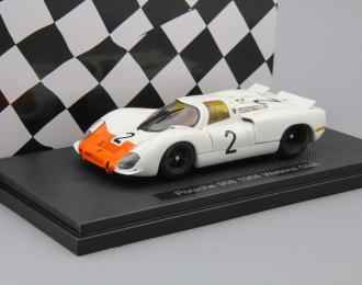 PORSCHE 908 Short Tail Watkins Glen #2 (1968), white