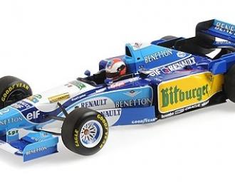 BENETTON RENAULT B195 - JOHNNY HERBERT - WINNER BRITISH GP 1995
