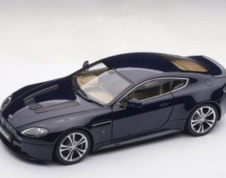 ASTON MARTIN V12 VANTAGE 2010, MIDNIGHT BLUE