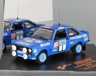 FORD Escort Mk.II #1 H.Mikkola - A.Hertz Winner Lombard RAC (1979). blue