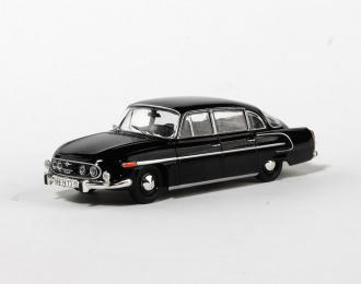 Tatra 603 - 1969 černá černý Interiér 1:43 - Abrex