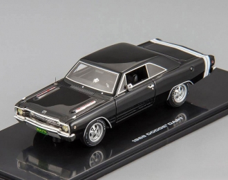 DODGE Dart GTS (1968), gloss black