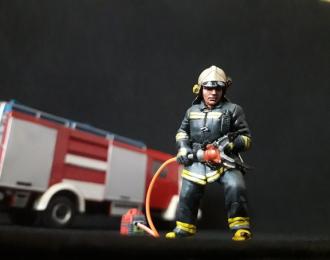 Фигурка Пожарный с гидравлическим разжимом