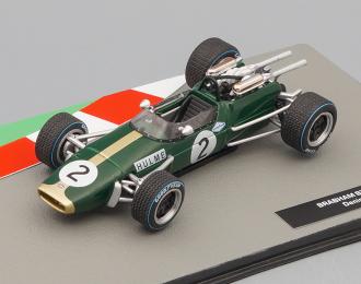 BRABHAM BT24  Денни Халма (1967), Formula 1 Auto Collection 23