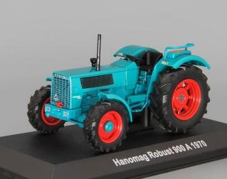Hanomag Robust 900 A, Тракторы 88, зеленый