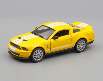 SHELBY GT500 (2007), yellow