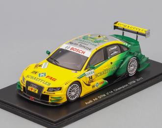 (Уценка!) AUDI A4 DTM #14 Martin Tomczyk Champion DTM 2011