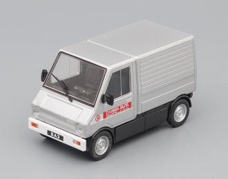 Волжский автомобиль 2702 Пони, Автолегенды СССР 146, серебристый