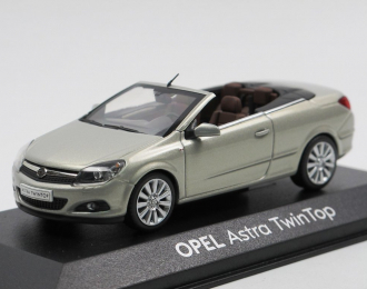 OPEL Astra Twintop Cabriolet (2006), light grey