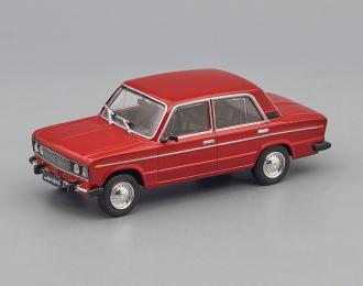 ВАЗ 2106, Автолегенды СССР 266, бордовый