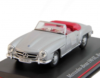MERCEDES-BENZ 190SL, silver