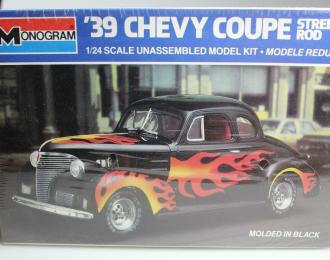 Сборная модель CHEVROLET Coupe 1939