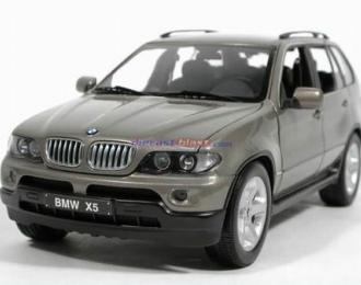 BMW X5 4.4i (E53) FACE LIFT VERSION, GOLD