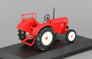 Porsche Master 419, Тракторы 72, красный