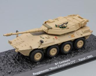 "B1 Centauro Reggimento ""Nizza Cavalleria (1°)"" Egypt - 2002"