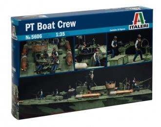 Сборная модель Экипаж торпедного катера Elco 80
