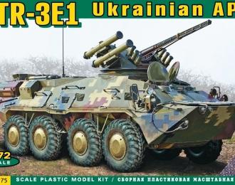 Сборная модель Украинский БТР-3Е1