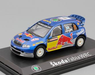 Skoda Fabia WRC EVO II Red Bull - Rallye of Turkey 2006