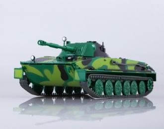 ПТ-76, Наши танки 9