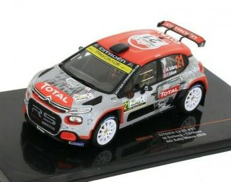 CITROEN C3 R5 #21 M.Ostberg/T.Eriksen Rally Monza (2020)