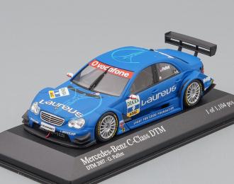 (Уценка!) MERCEDES-BENZ C-Class DTM 2007 Team AMG #9 Gary Paffett