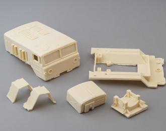 Набор для конверсии Удлиненная кабина для МАЗ-537Д