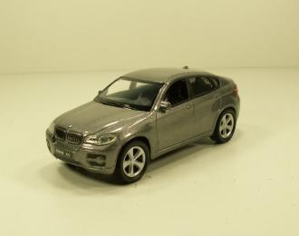 BMW X6, серый