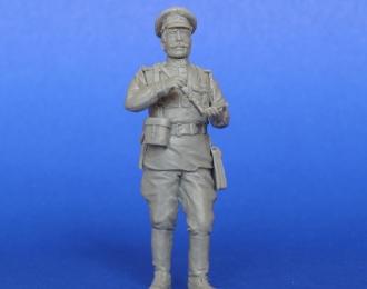Русский офицер. Первая Мировая Война