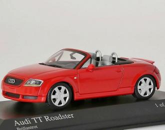 AUDI TT ROADSTER - 2000 - RED
