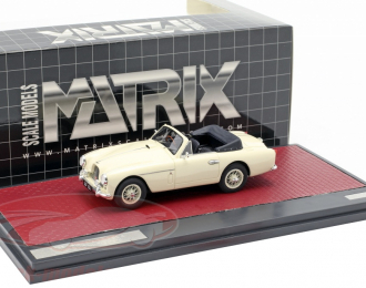 ASTON MARTIN DB2/4 MKII Tickford (открытый) 1955 White