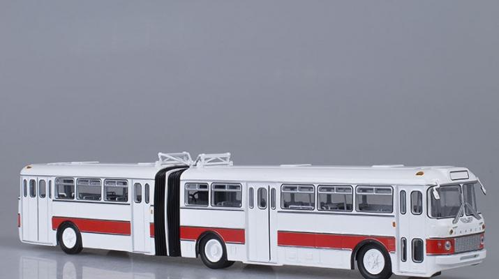 IKARUS 180, бело-красный