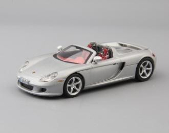 PORSCHE Carrera GT Cabriolet, silver