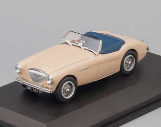 (Уценка!) AUSTIN-HEALEY 100 BN1 1953 Tonneau Coronet Cream