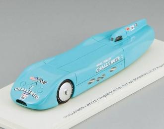 CHALLENGER 1 Mickey Thompson 531,907 kph Bonneville 29 August (1959), blue