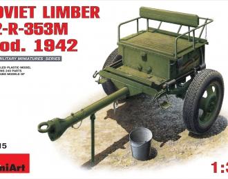 Сборная модель Аксессуары  SOVIET LIMBER 52-R-353M Mod. 1942
