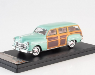 (Уценка!) DODGE Coronet Woody Wagon (1949), light green