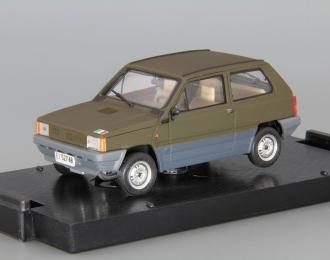 FIAT Panda 45 Esercito Italiano (1980), matte green / grey